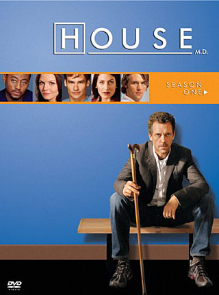 House Season One DVD